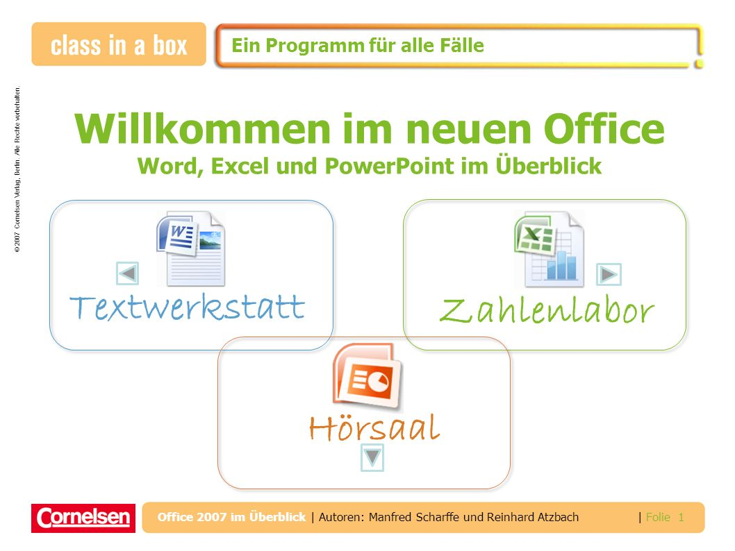 kleines office programm