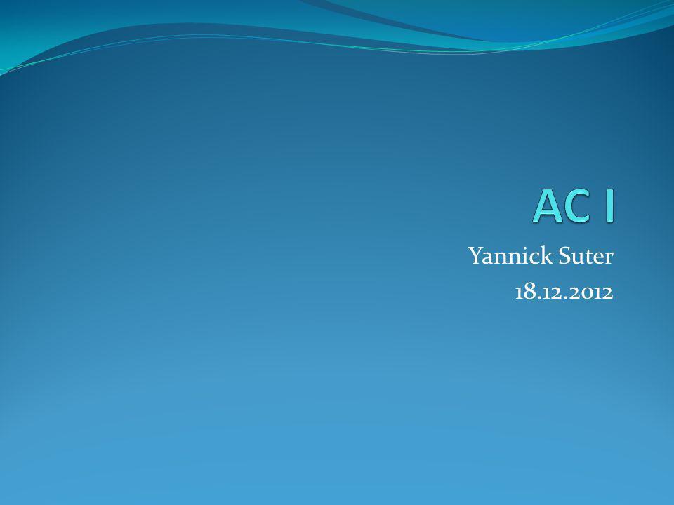 AC I Yannick Suter 18.12.2012