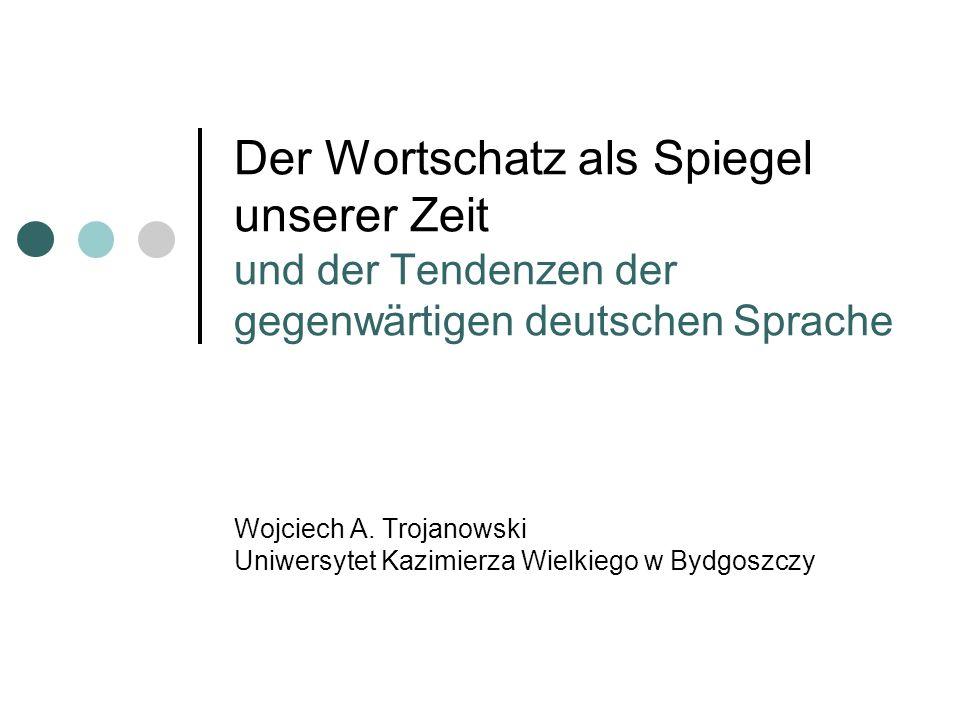 Wojciech A. Trojanowski Uniwersytet Kazimierza Wielkiego w Bydgoszczy