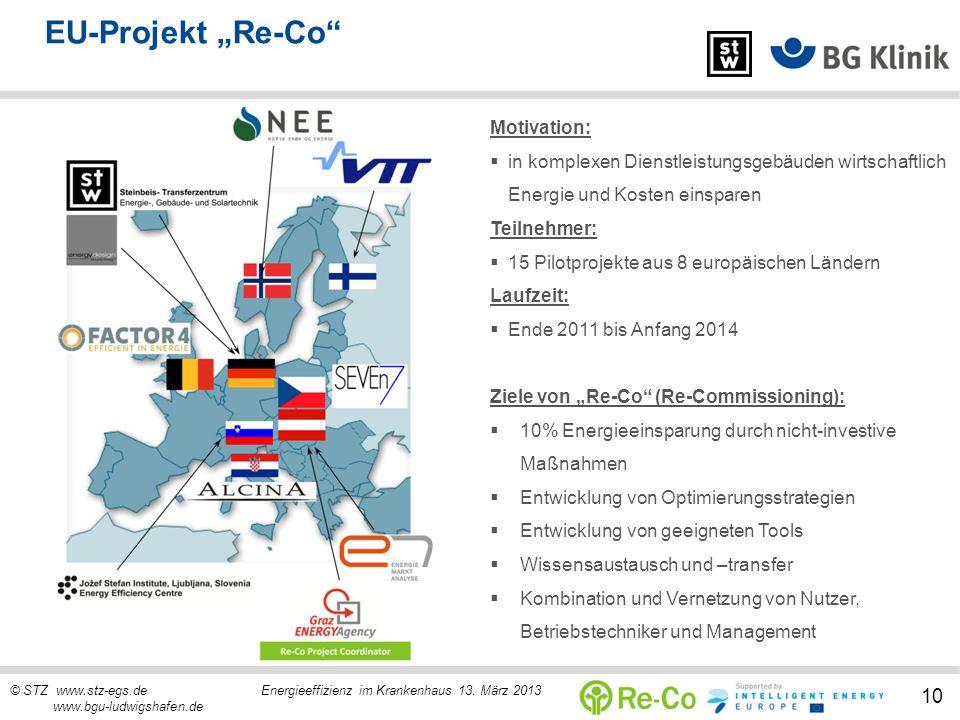 "EU-Projekt ""Re-Co Motivation:"