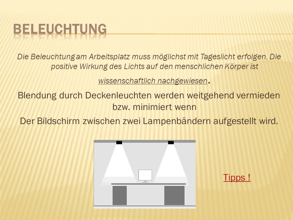 ergonomie am arbeitsplatz ppt video online herunterladen. Black Bedroom Furniture Sets. Home Design Ideas