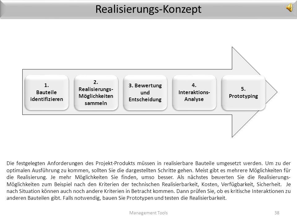Realisierungs-Konzept