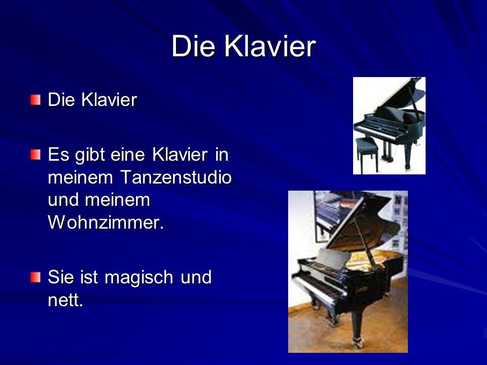 Die Klavier Die Klavier