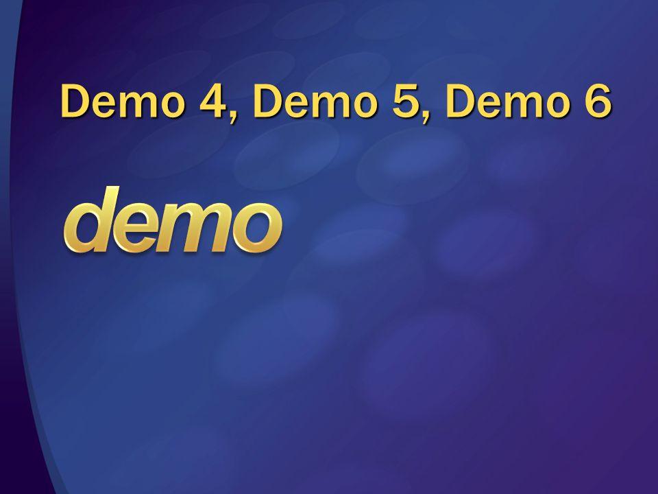 demo Demo 4, Demo 5, Demo 6 3/28/2017 1:58 PM
