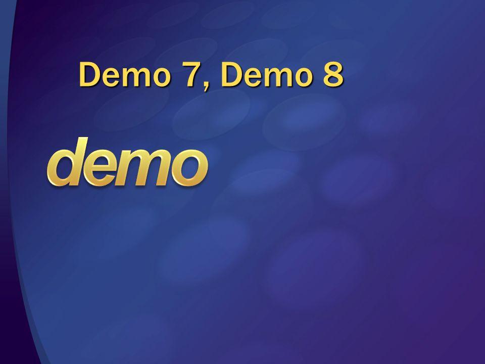 3/28/2017 1:58 PM Demo 7, Demo 8. demo.