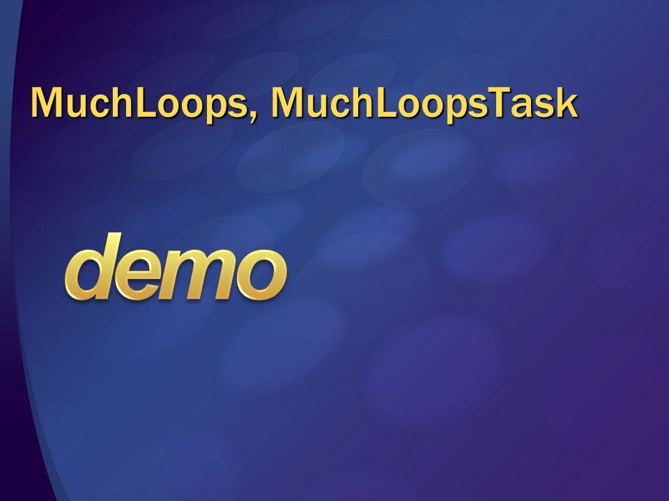 MuchLoops, MuchLoopsTask