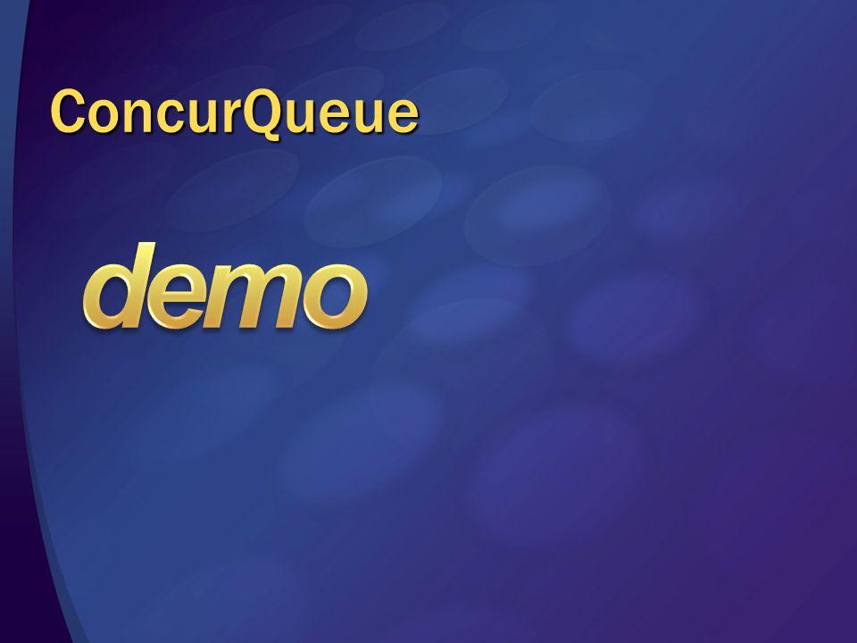demo ConcurQueue 3/28/2017 1:58 PM