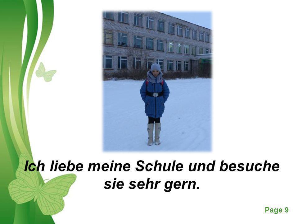 ich liebe die schule - photo #32