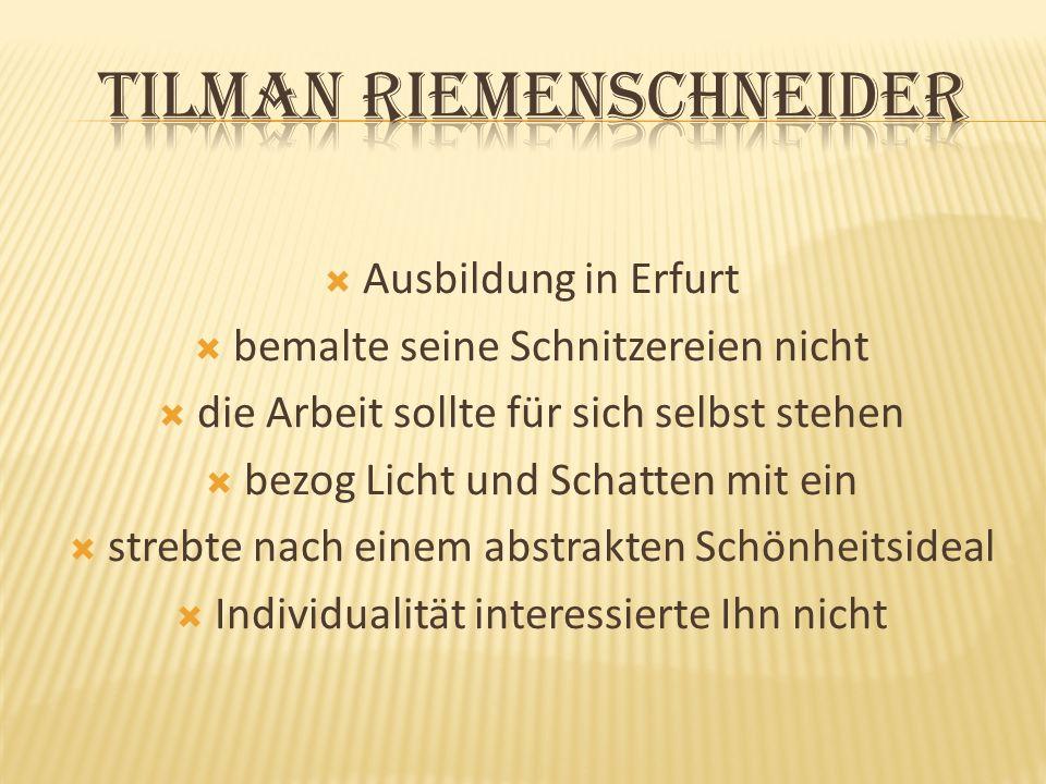 Tilman Riemenschneider