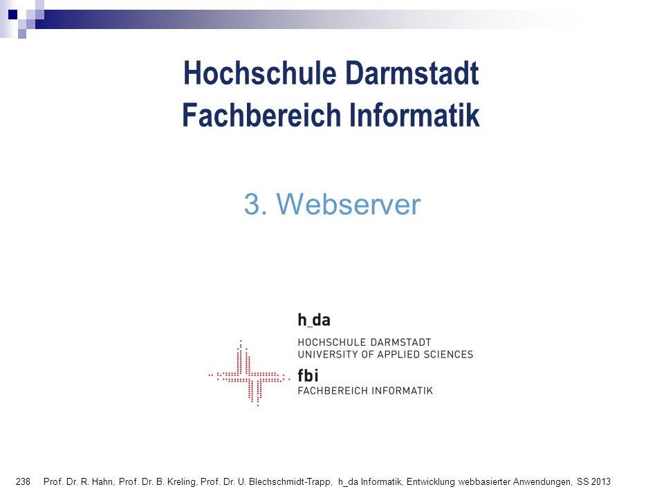 3. Webserver