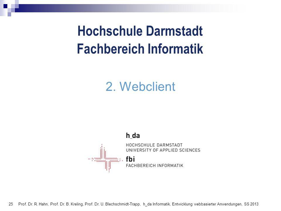 2. Webclient
