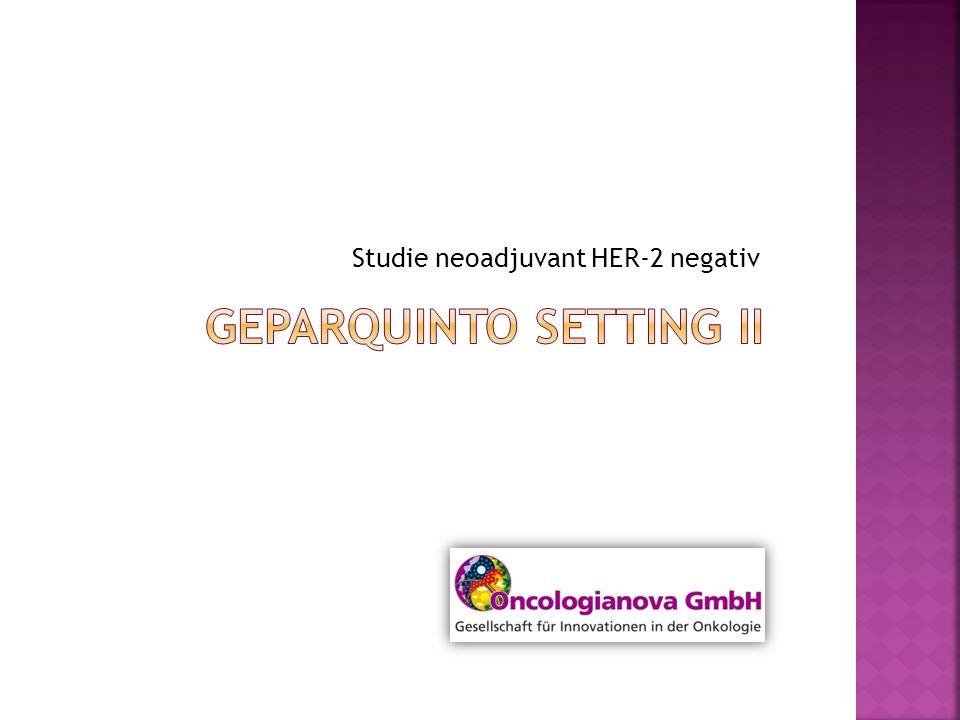Geparquinto Setting II