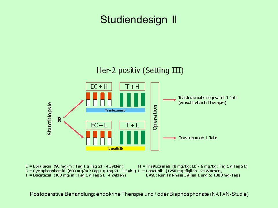 Studiendesign II