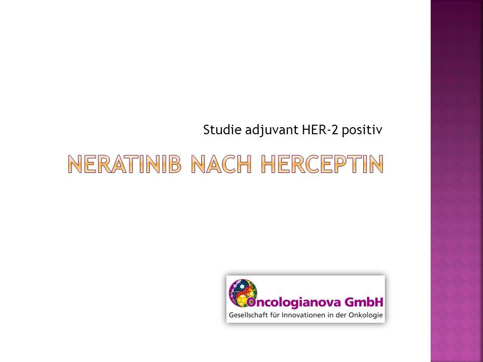 Neratinib nach Herceptin