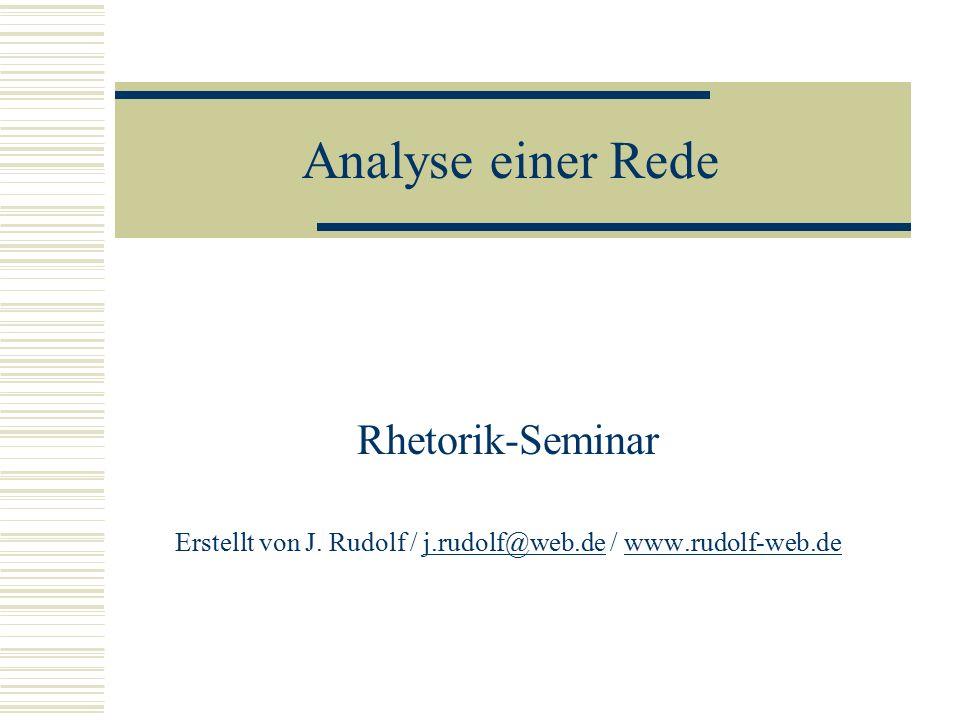 Erstellt von J. Rudolf / j.rudolf@web.de / www.rudolf-web.de
