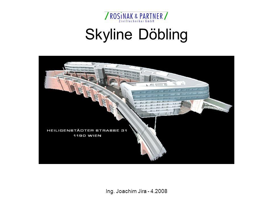 Skyline Döbling Ing. Joachim Jira - 4.2008