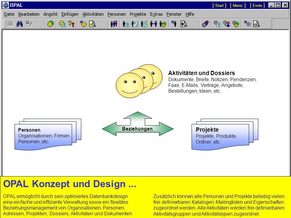 OPAL Konzept und Design ...