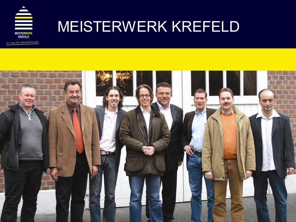 MEISTERWERK KREFELD