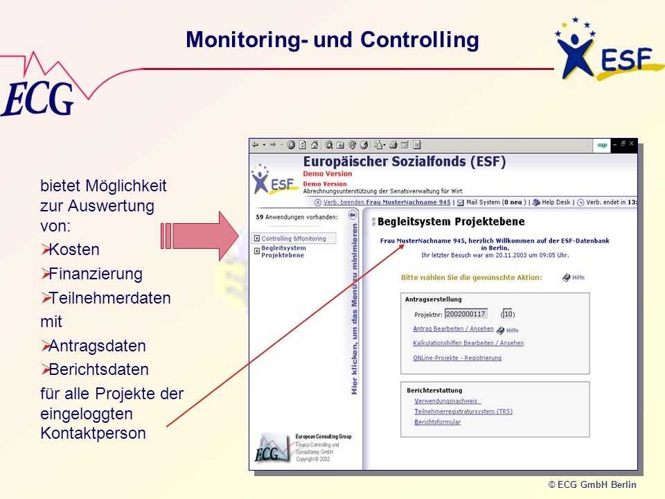 Monitoring- und Controlling