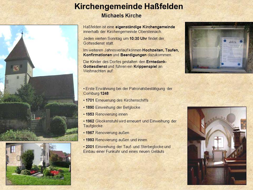 Kirchengemeinde Haßfelden