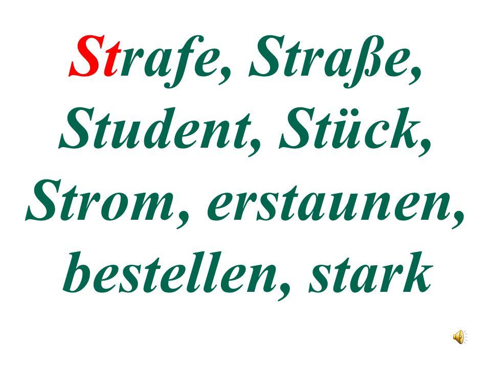 Strafe, Straße, Student, Stück, Strom, erstaunen, bestellen, stark