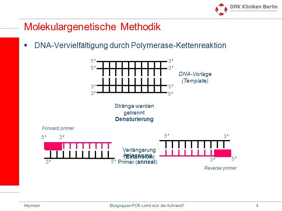Molekulargenetische Methodik
