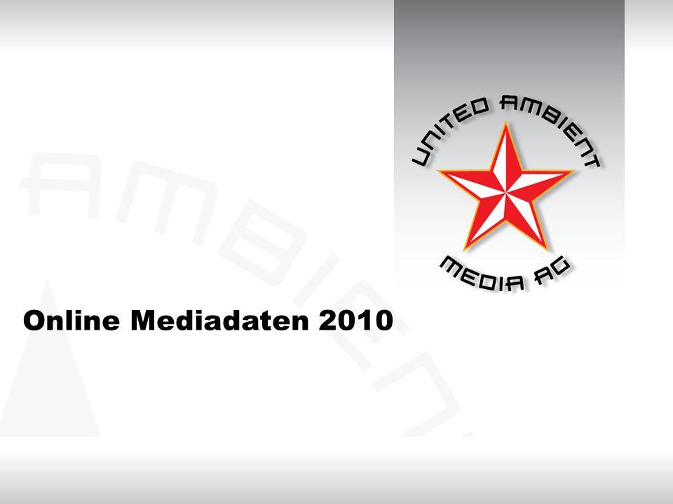 Online Mediadaten 2010