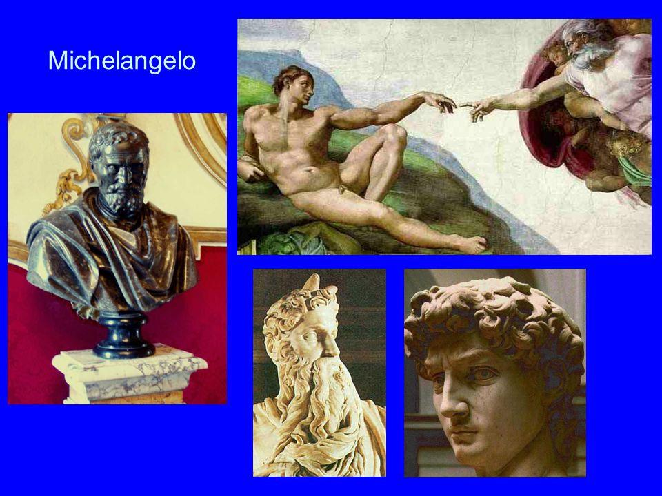 Michelangelo Michelangelo Buonarroti (1475-1564).