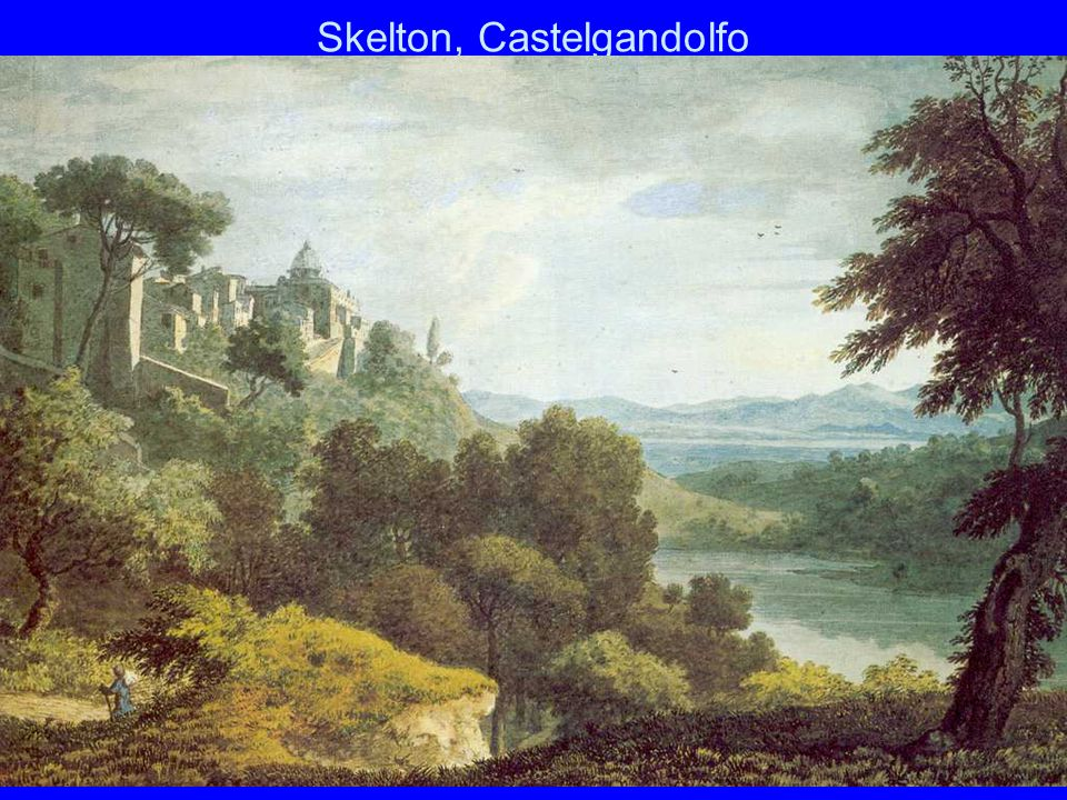 Skelton, Castelgandolfo