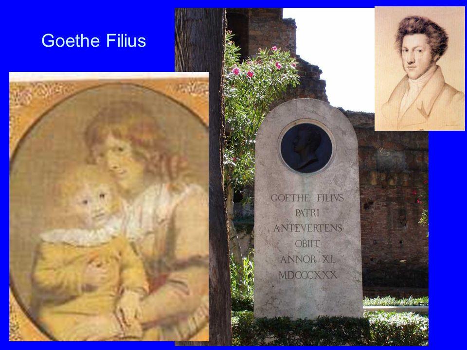Goethe Filius
