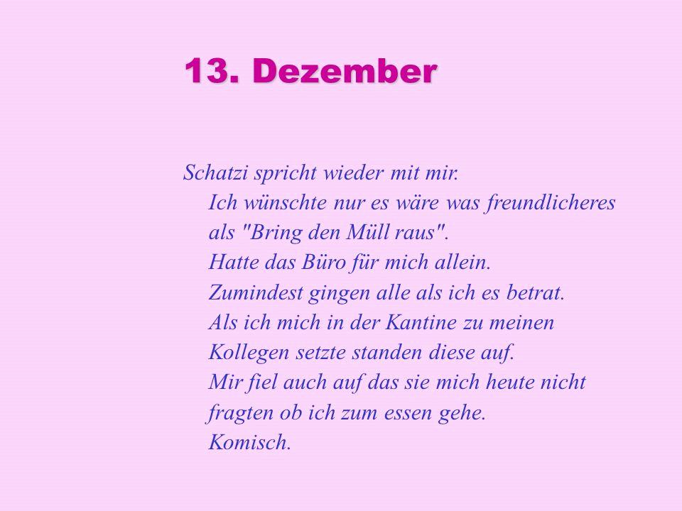 13. Dezember