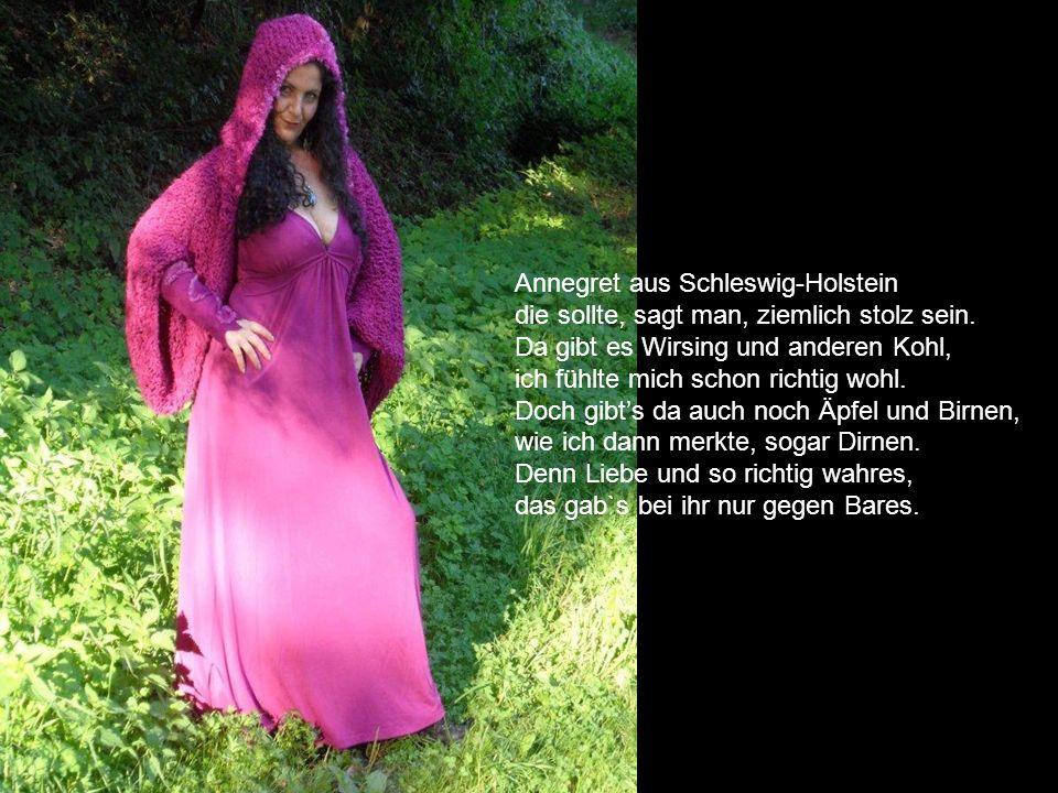 Annegret aus Schleswig-Holstein