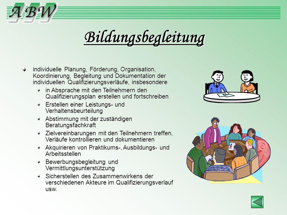 Bildungsbegleitung