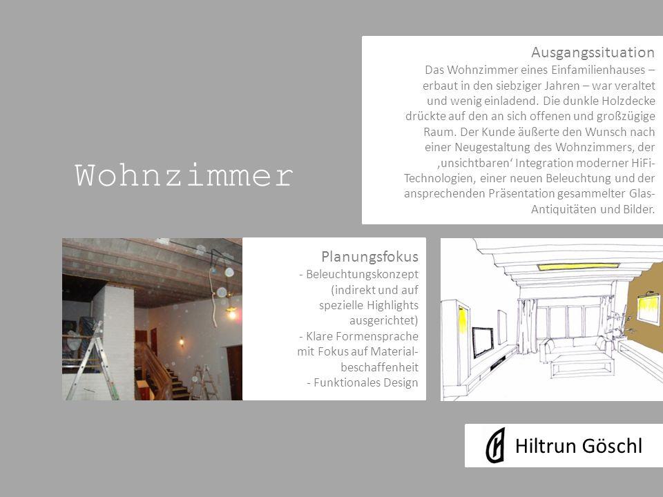 Wohnzimmer Hiltrun Göschl Ausgangssituation Planungsfokus