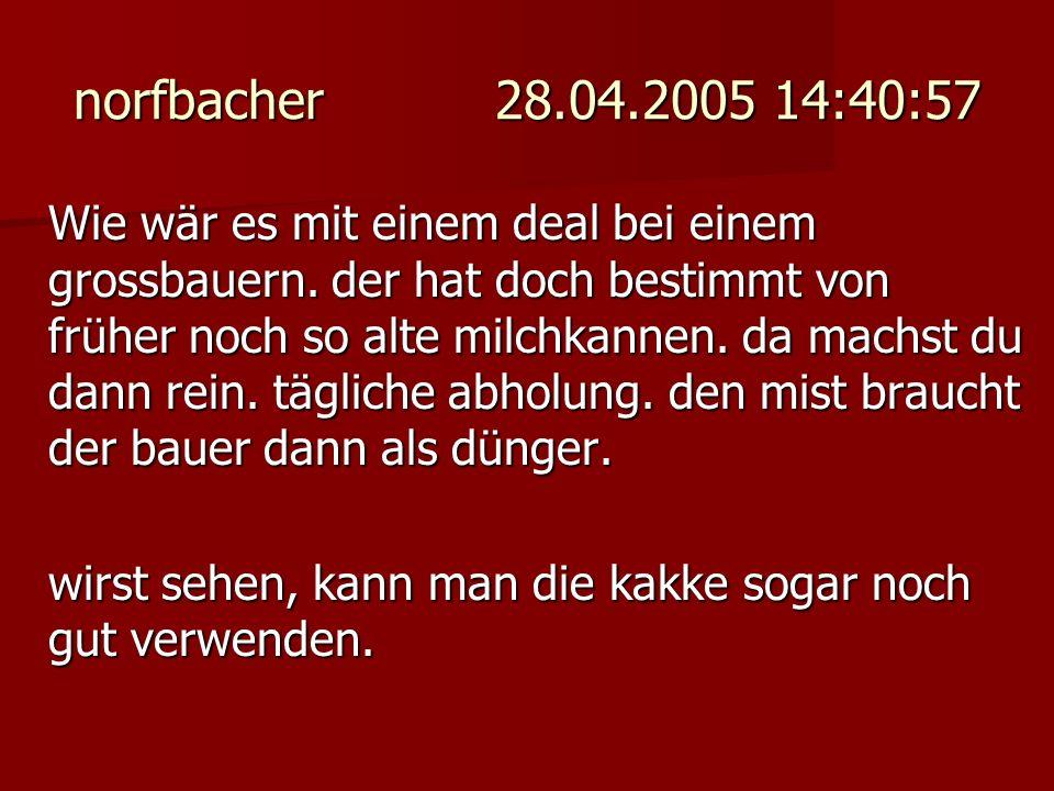 norfbacher 28.04.2005 14:40:57