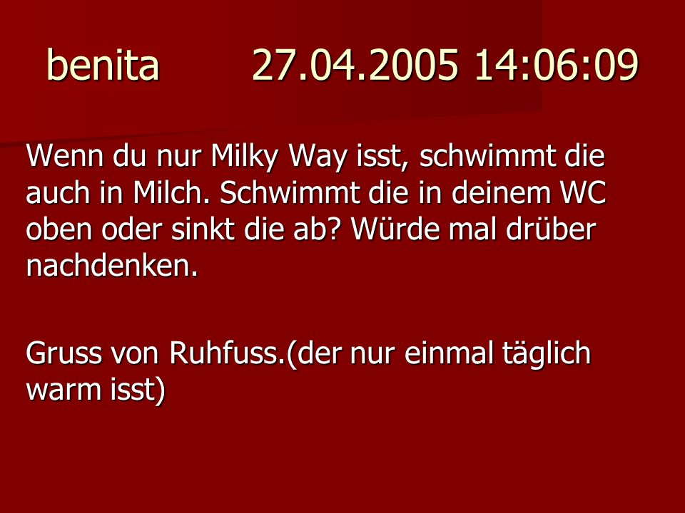 benita 27.04.2005 14:06:09