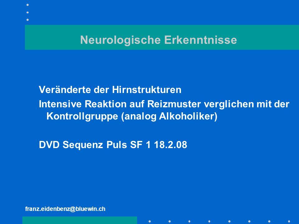 Neurologische Erkenntnisse