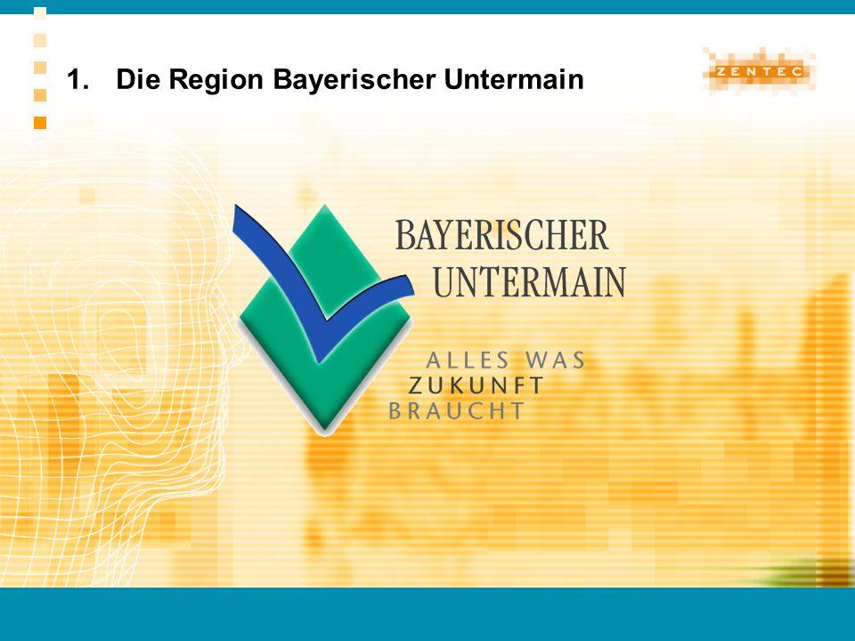 Die Region Bayerischer Untermain