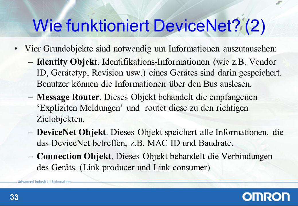 Wie funktioniert DeviceNet (2)