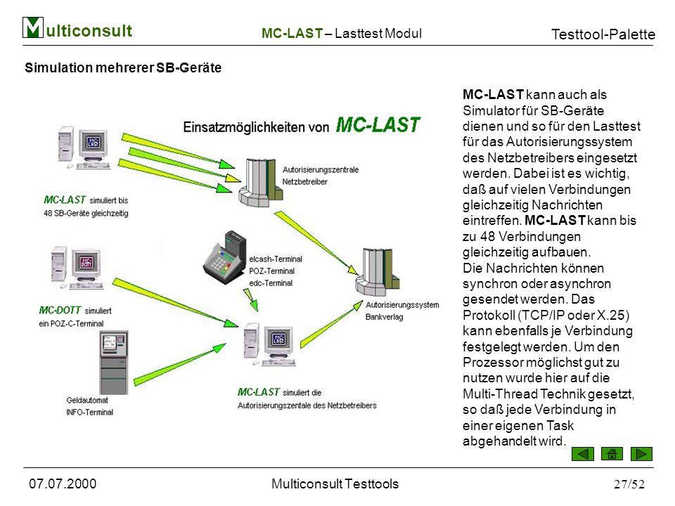 Multiconsult Testtools