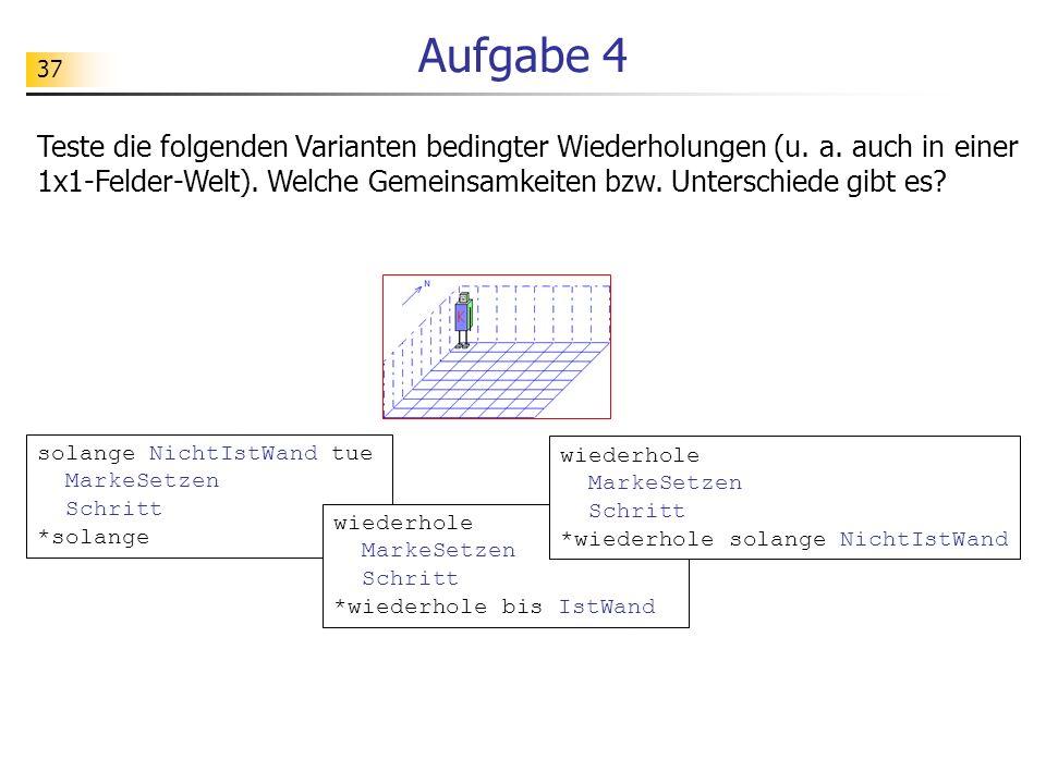 Aufgabe 4