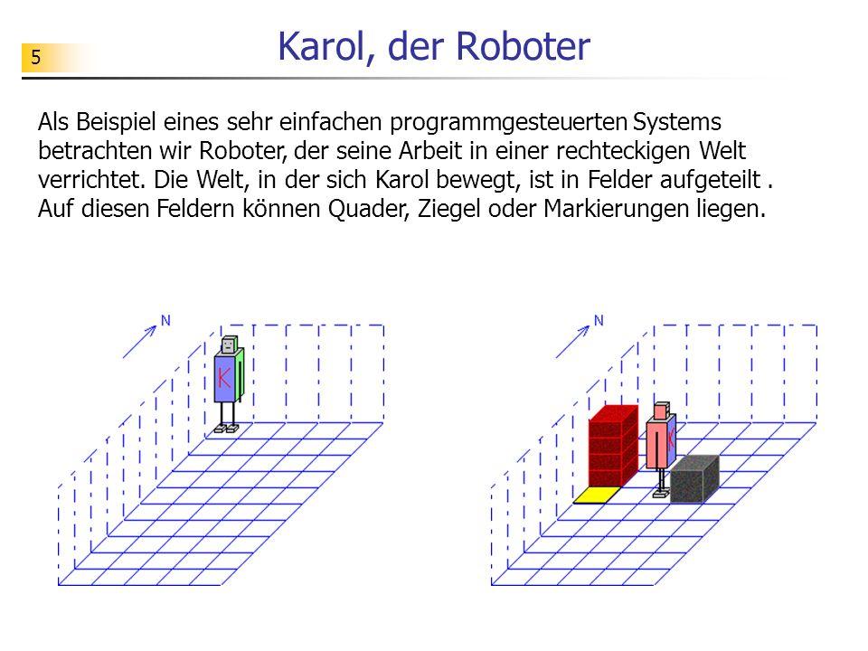Karol, der Roboter