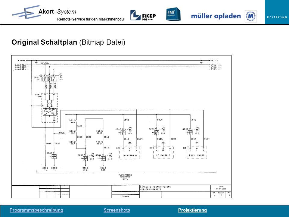 Original Schaltplan (Bitmap Datei)