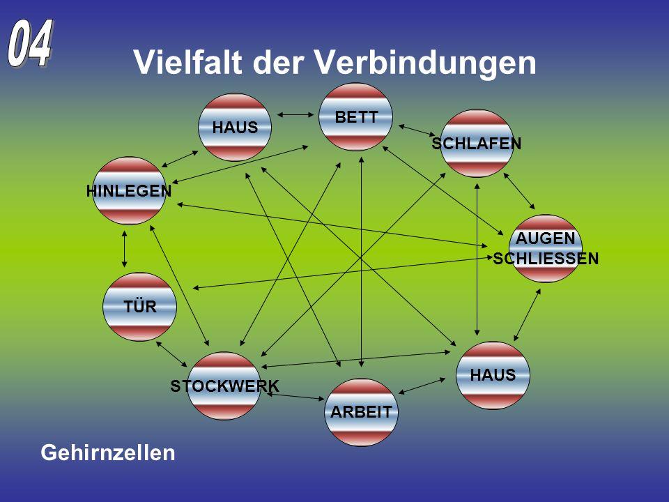 Vielfalt der Verbindungen