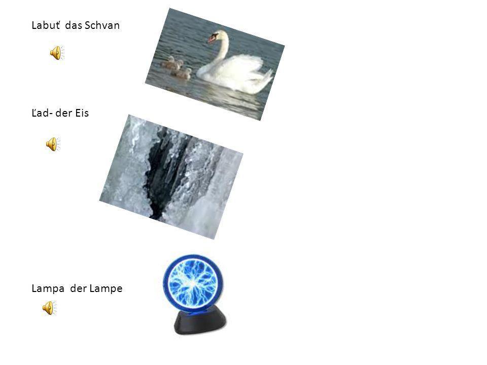 Labuť das Schvan Ľad- der Eis Lampa der Lampe
