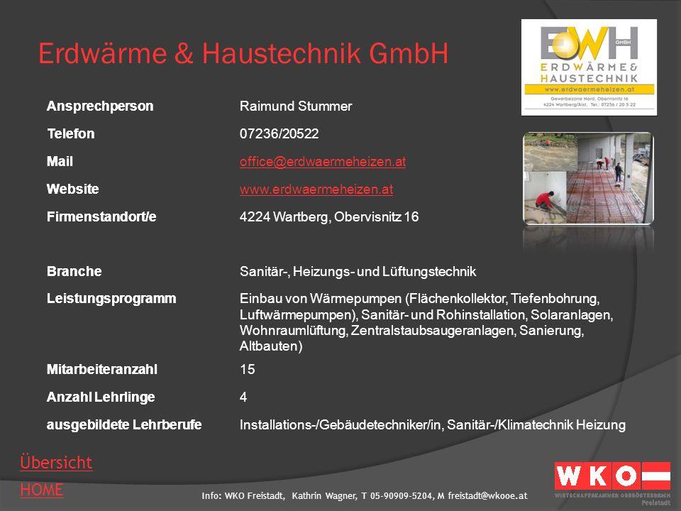 Erdwärme & Haustechnik GmbH