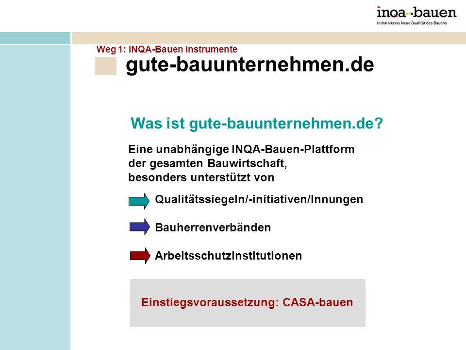gute-bauunternehmen.de Was ist gute-bauunternehmen.de