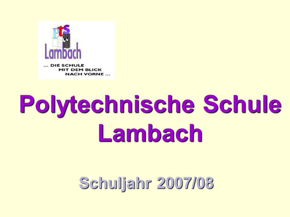Polytechnische Schule Lambach