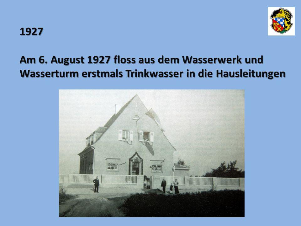 1927 Am 6.