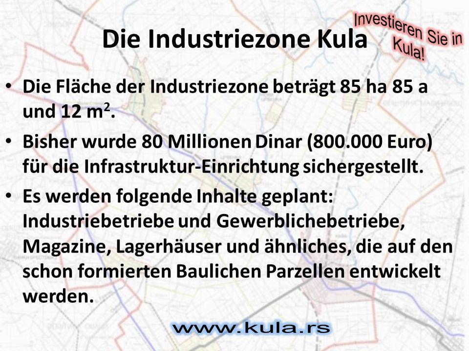 Die Industriezone Kula